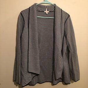 Talbots Waterfall Front Cardigan